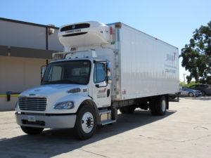 J VanHart Provisions Truck